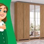 04 modelos ideais para quartos maiores