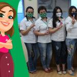 Moval promove outra ação sobre o Outubro Rosa