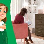 Como escolher a cômoda ideal para o seu quarto